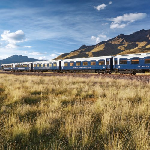 Belmond Andean Explorer, Cusco, Lake Titicaca and Arequipa