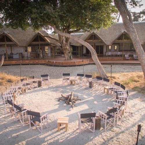 Splash Camp, Okavango Delta
