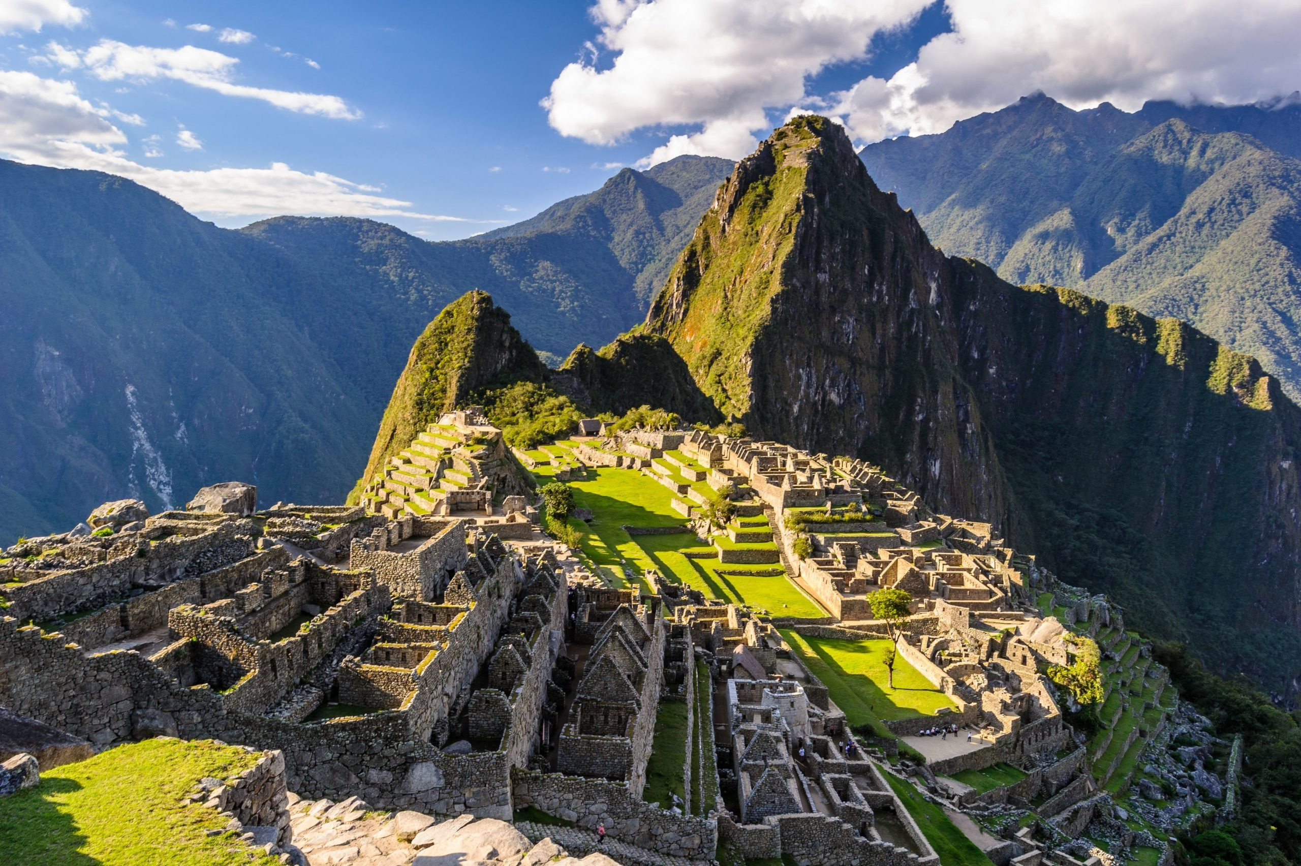 Peru: Train journey through the Andes
