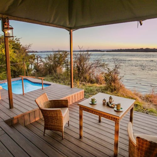 Old Drift Lodge, Victoria Falls