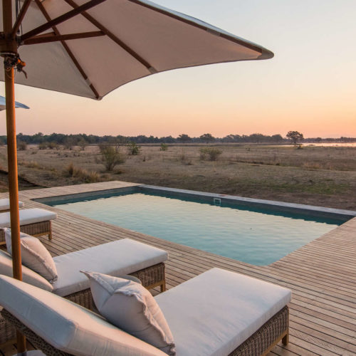 Chikwenya, Mana Pools National Park