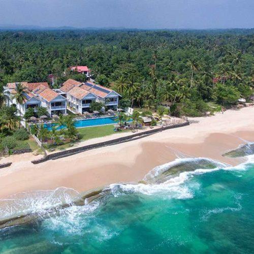 Sri Sharavi Beach Villas & Spa, Mirissa