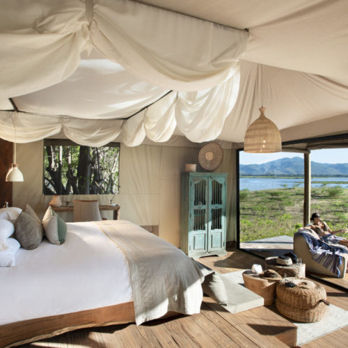 Nyamatusi Camp, Mana Pools National Park