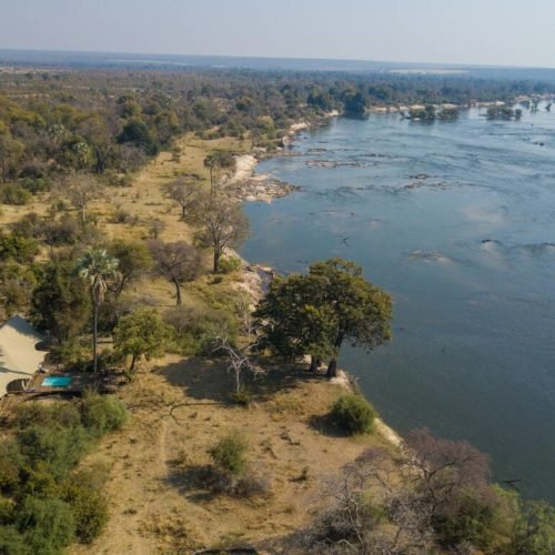 Mpala Jena Camp, Zambezi National Park