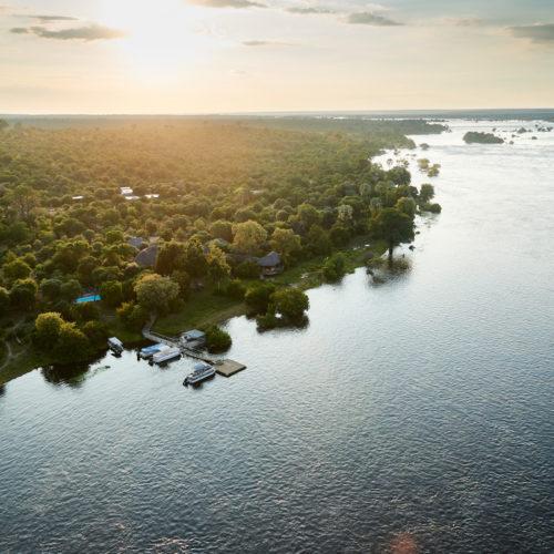 Victoria Falls River Lodge, Victoria Falls