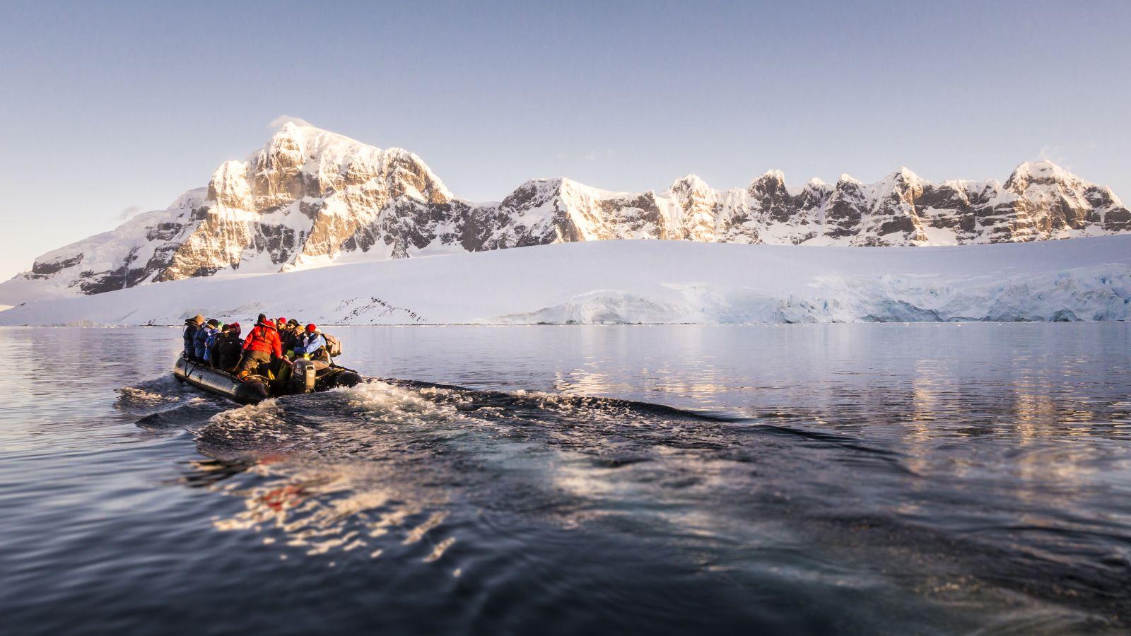 Weddell Sea & Antarctica