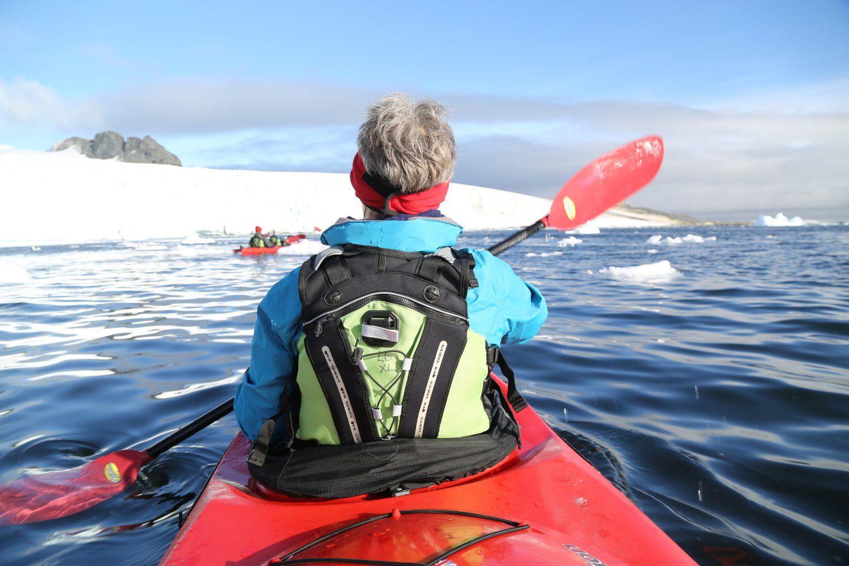 Active Antarctica