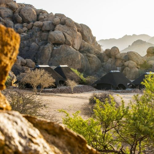 Ai Aiba Lodge, Erongo Mountains