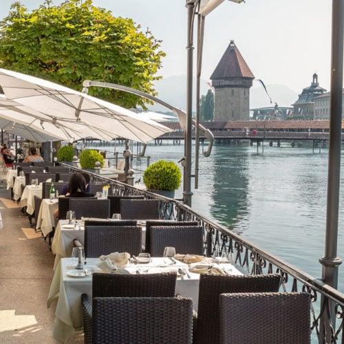 Hotel Des Balances, Lucerne