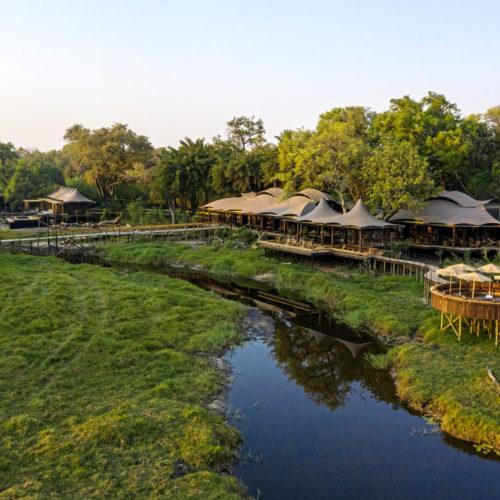 Xigera Safari Lodge, Okavango Delta