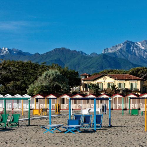 Hotel Byron Forte Dei Marmi, Tuscany