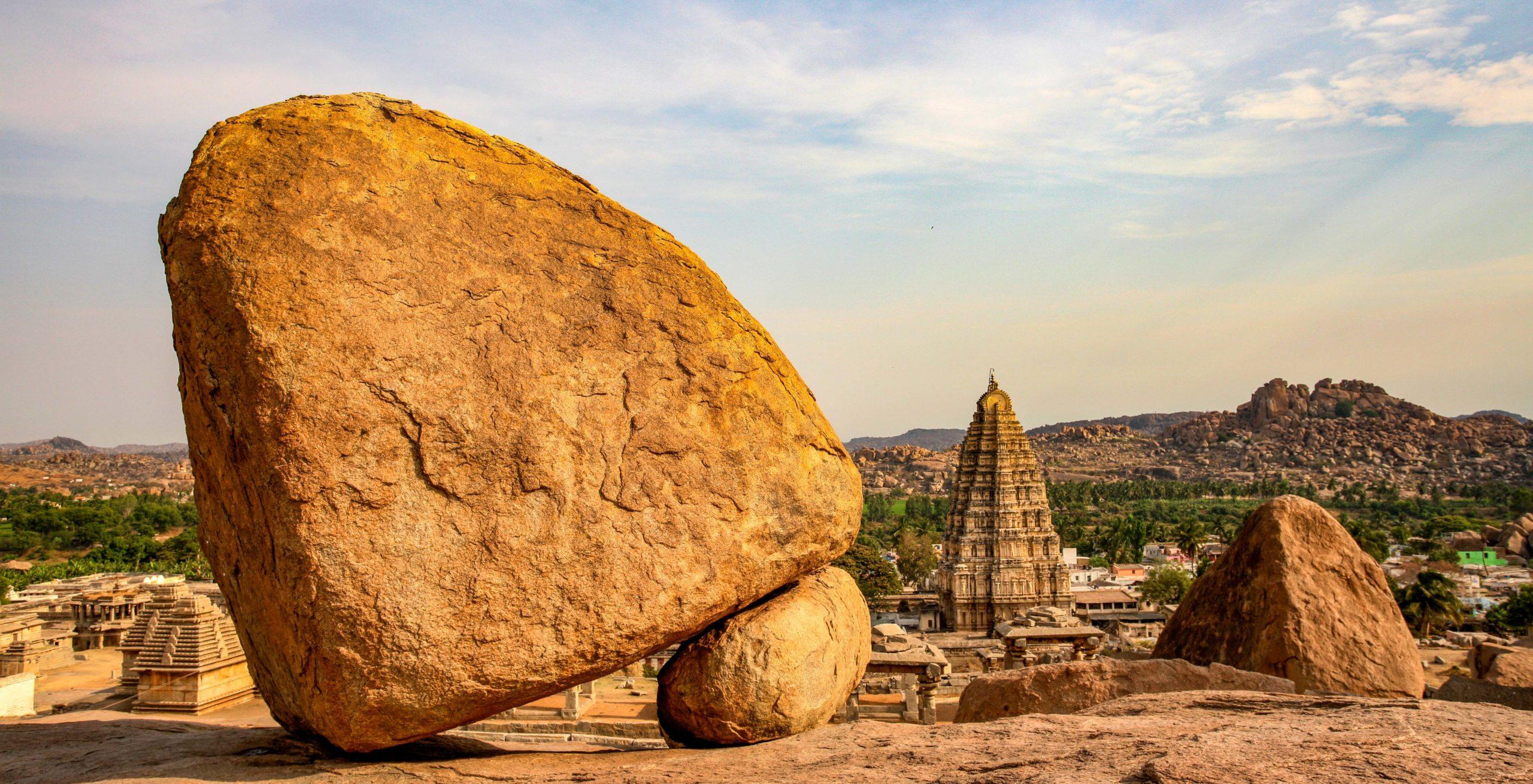 India: Hyderabad, Hampi, Badami & Goa