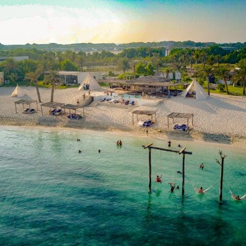 Zaya Nurai Island Resort, Abu Dhabi