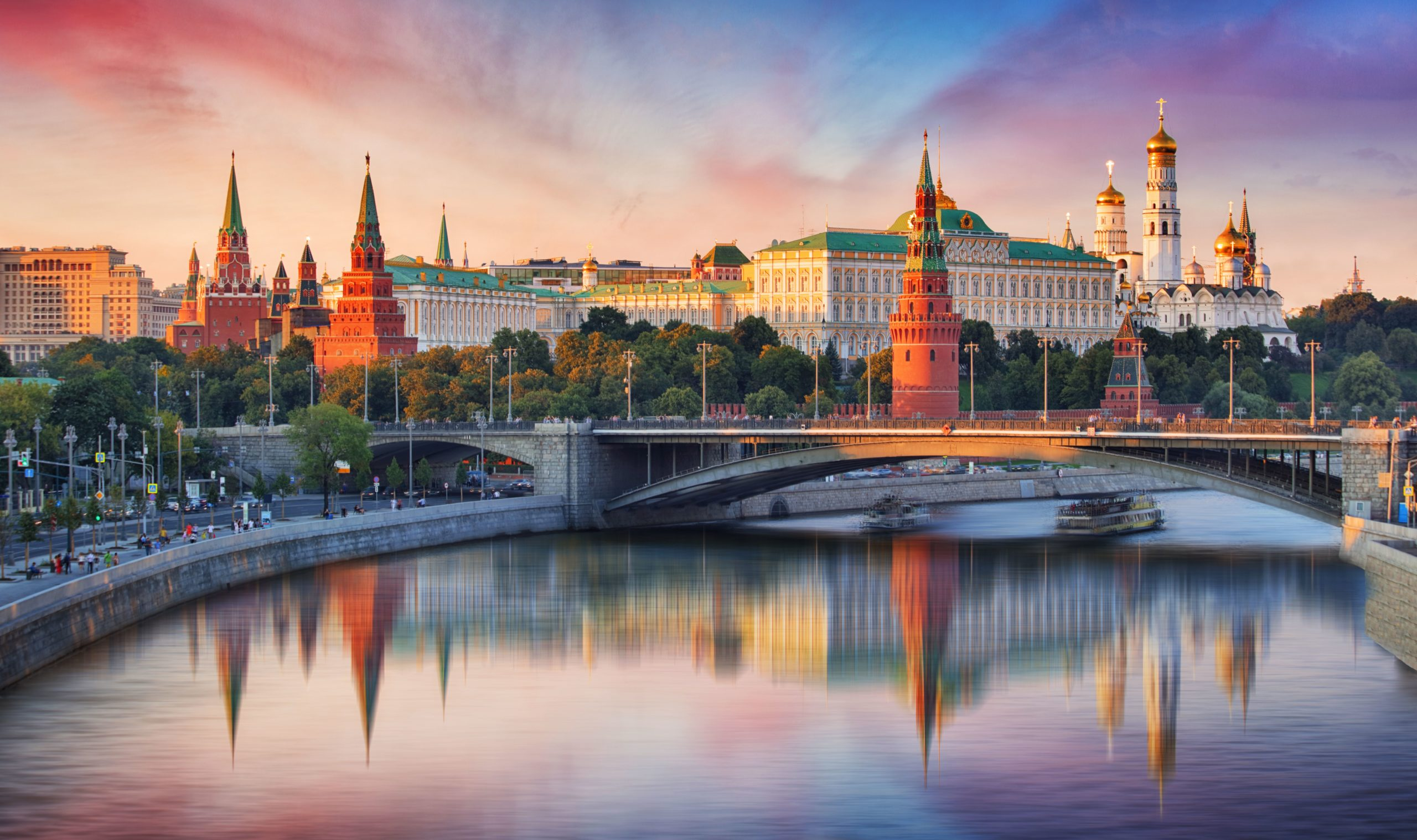 Moscow: The Heart of Russia