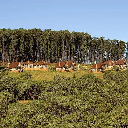 Chelinda Lodge, Nyika National Park