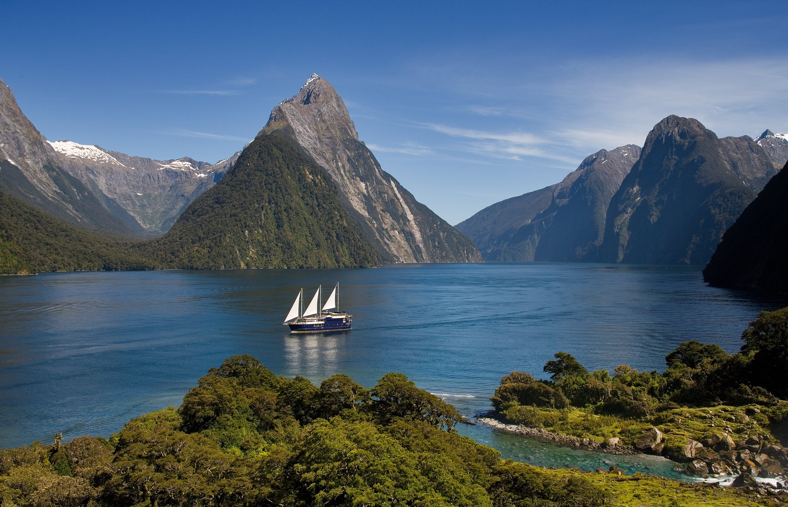 New Zealand: Gardens and Landscapes