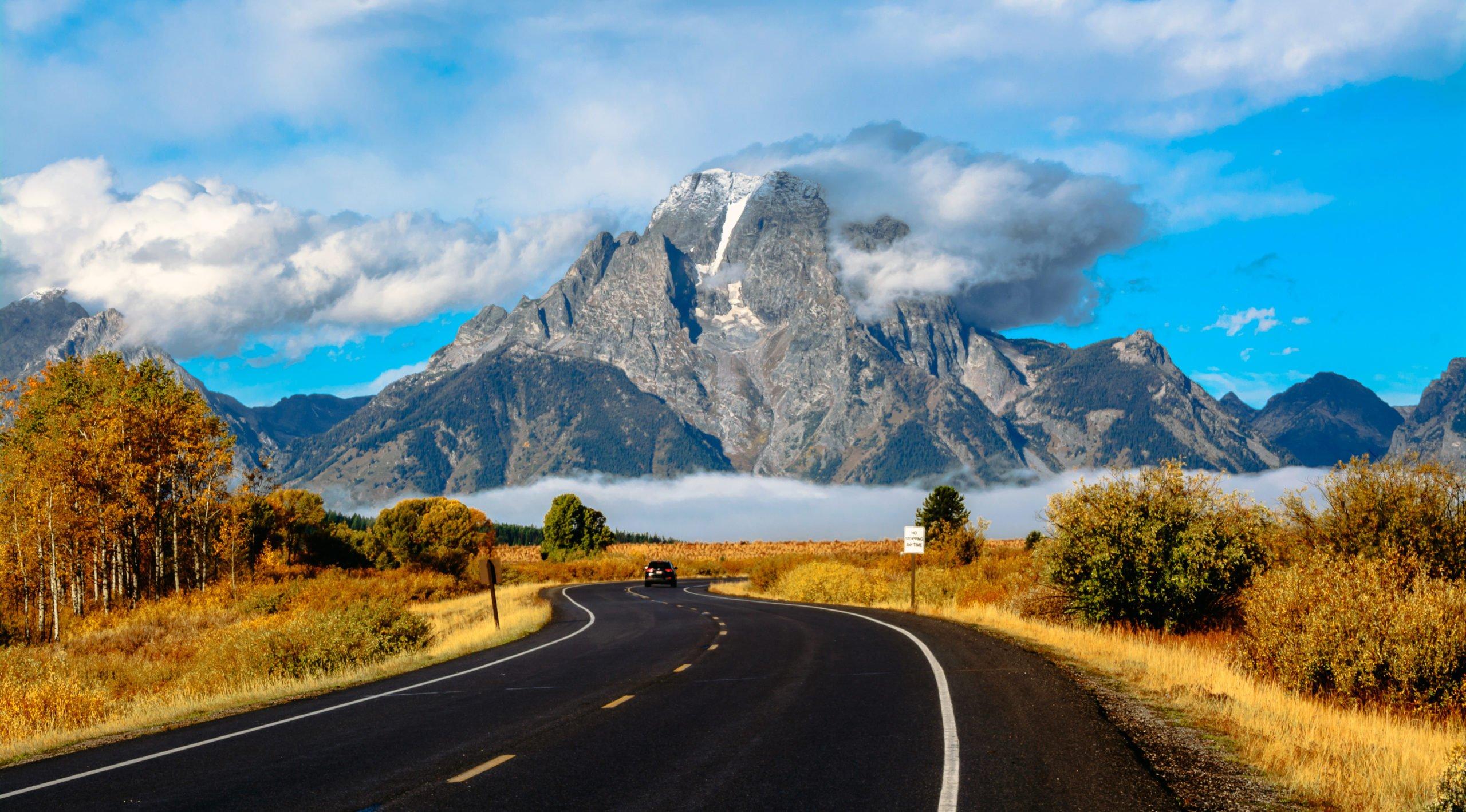 Montana and Wyoming