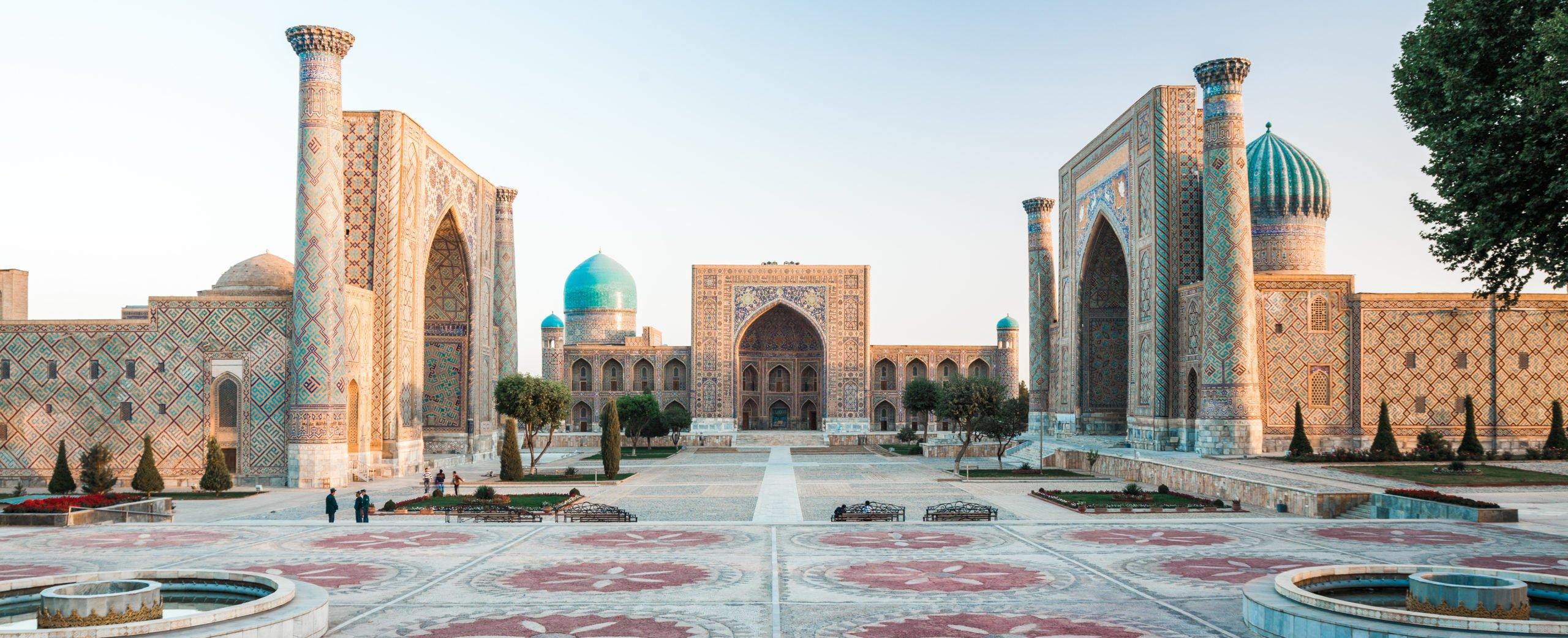 Uzbekistan: Treasures of the Silk Road