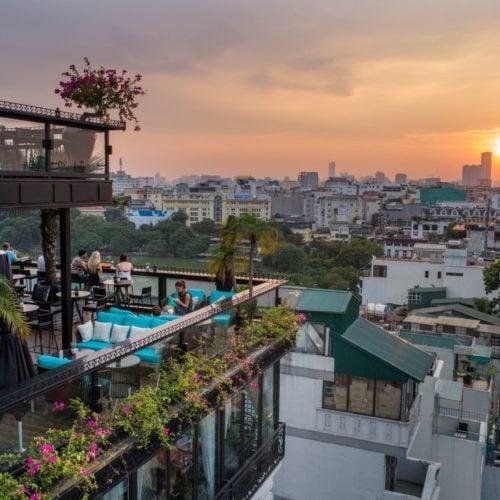 La Siesta Premium Hang Be, Hanoi