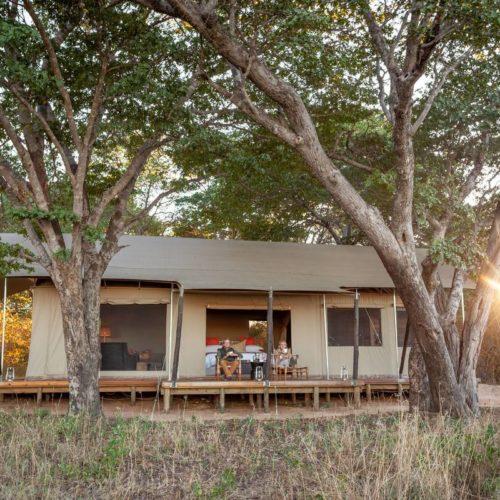 Verney's Camp, Hwange National Park