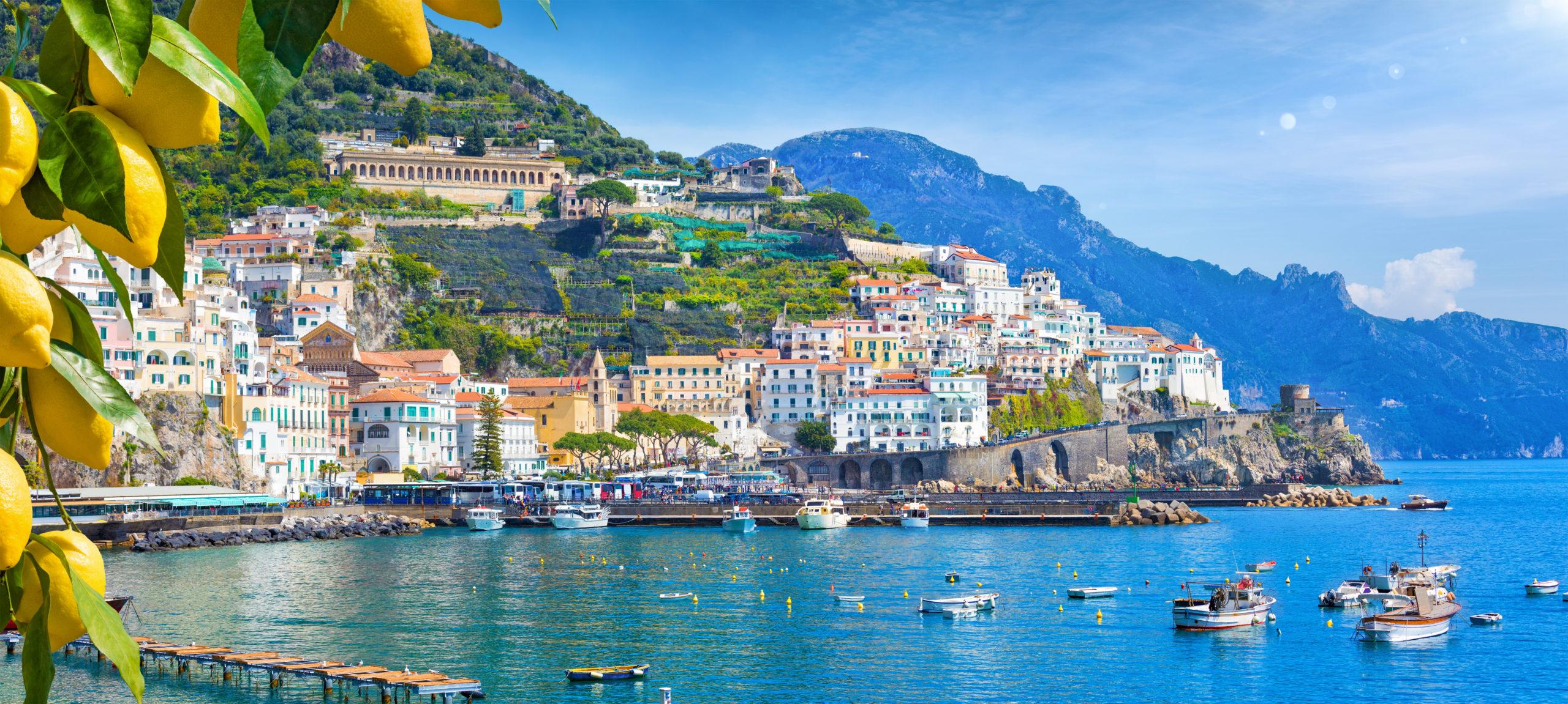 The Bay of Naples & Amalfi Coast