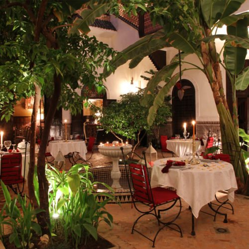Riad Ilayka, Marrakech