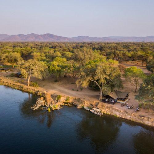 Old Mondoro, Lower Zambezi National Park