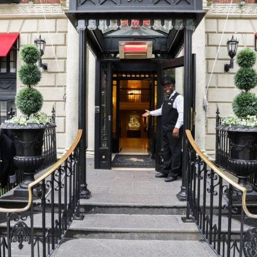 The Eliot Hotel, Boston