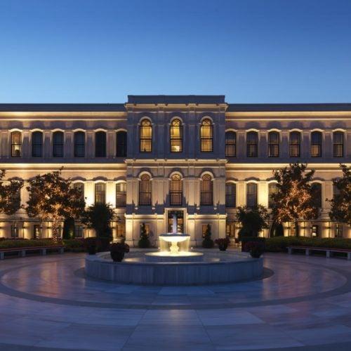 Four Seasons Hotel Istanbul at the Bosphorus, Istanbul