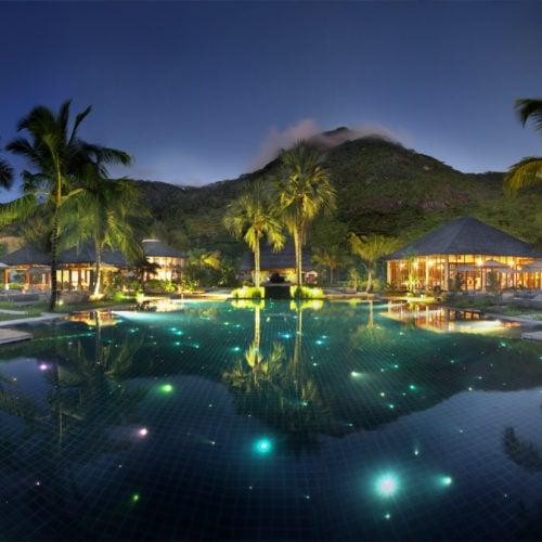 Hilton Seychelles Labriz Resort & Spa, Silhouette Island