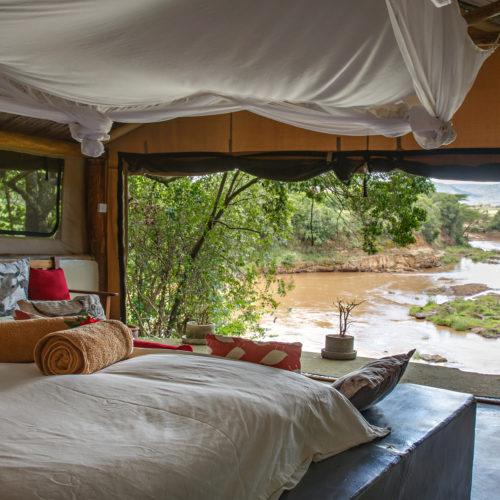 House in the Wild, Masai Mara