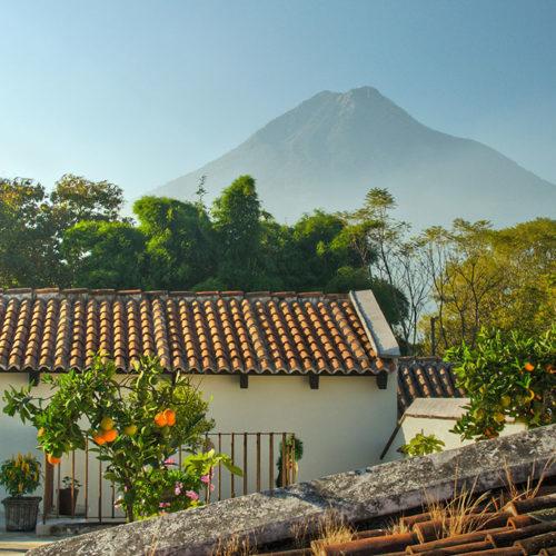 Hotel Sor Juana, Antigua