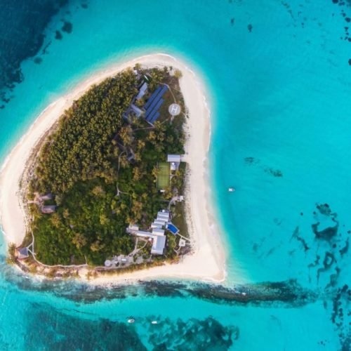 Thanda Island, Zanzibar