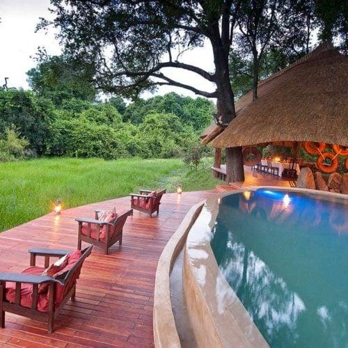 Nkwali Camp, South Luangwa National Park